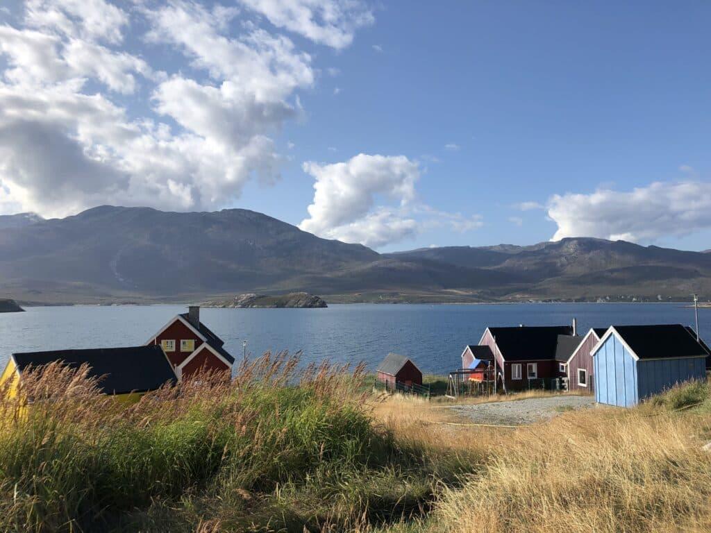 Village of Kapisillit