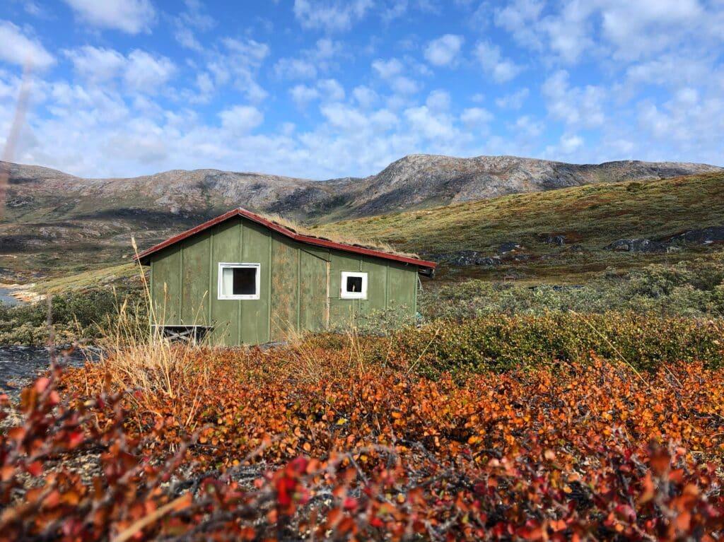 Little house near Kapisillit