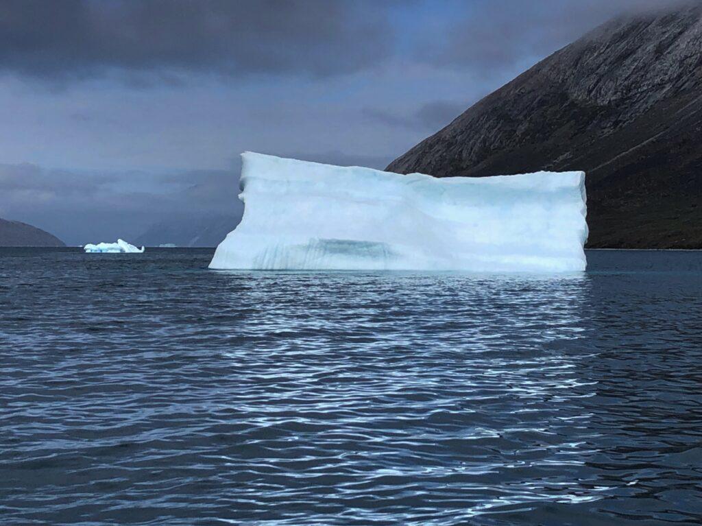 Huge iceberg near Kapisillit