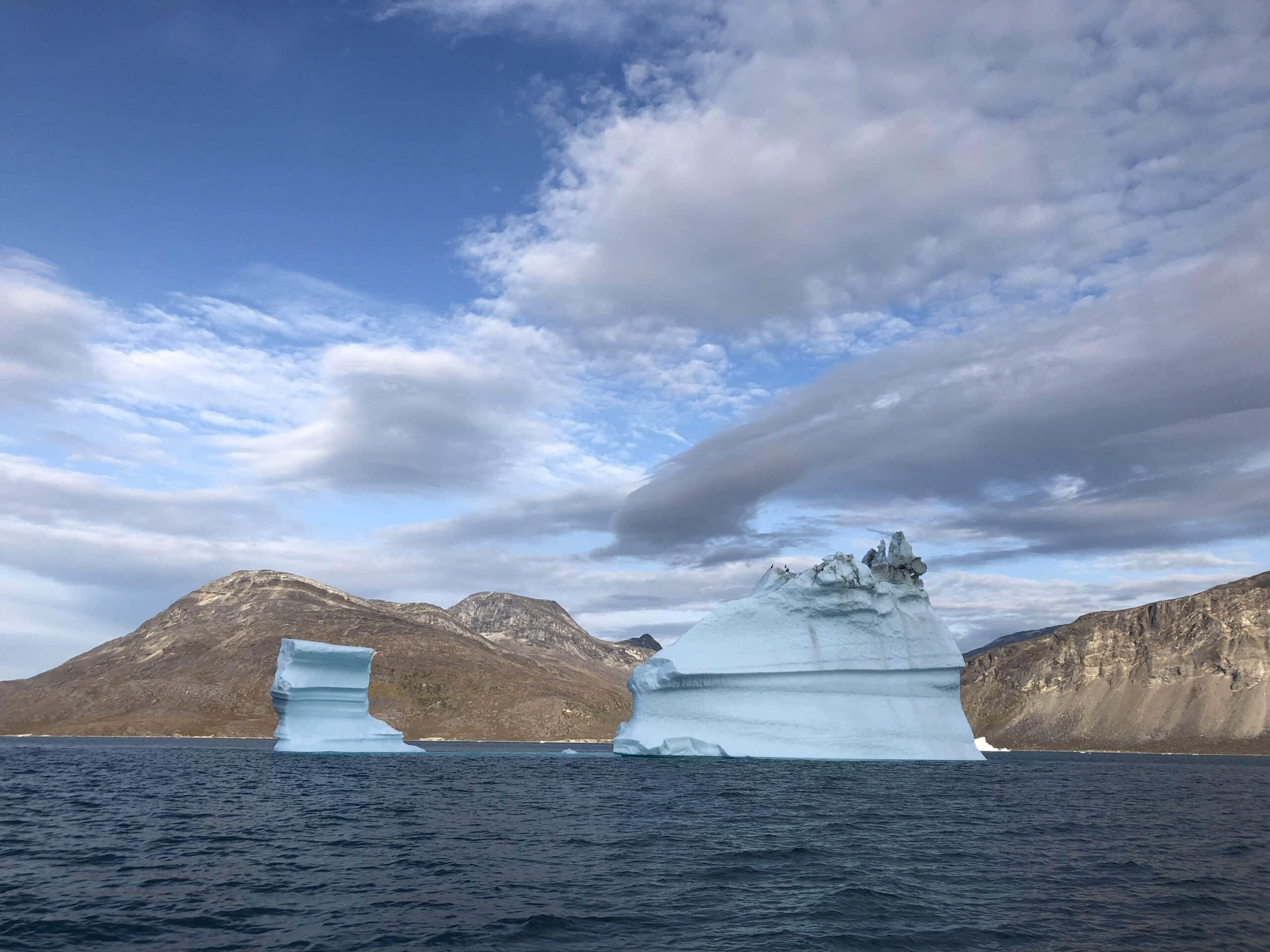 Coolest adventure in Nuuk Ice Fiord!