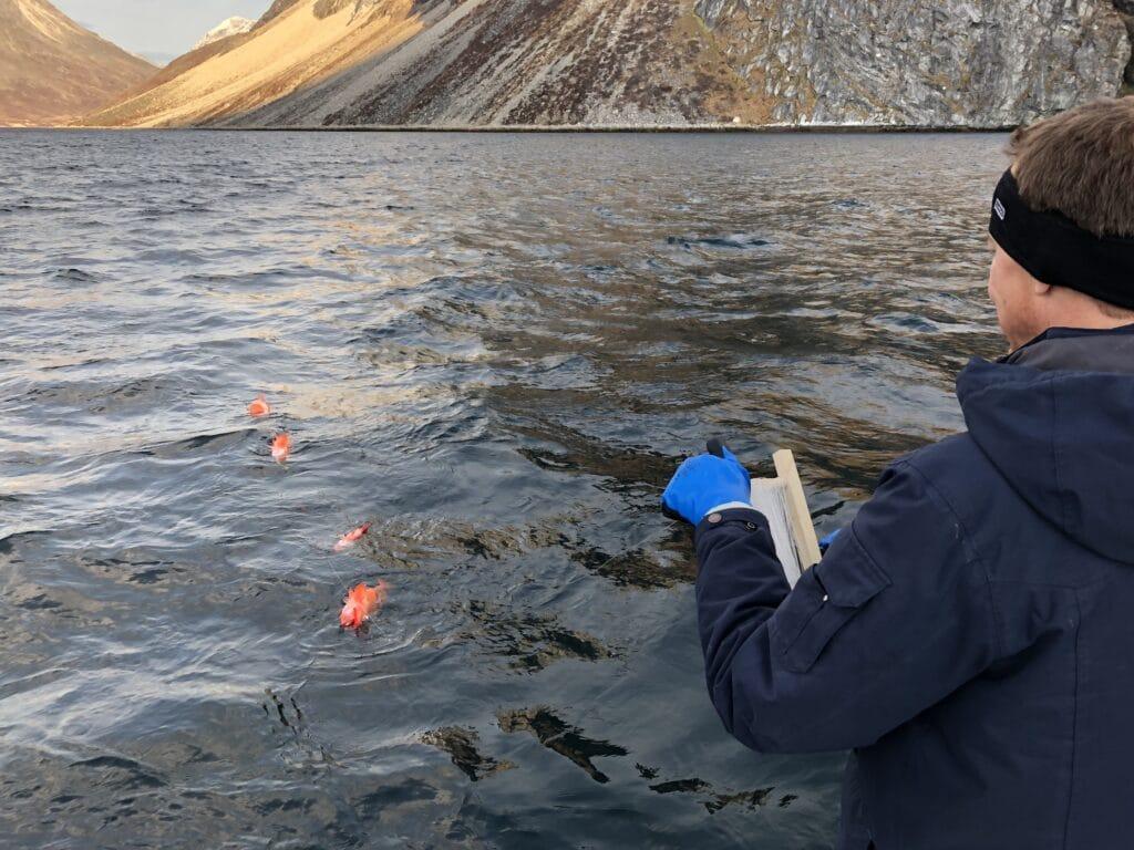 Man caught four redfish