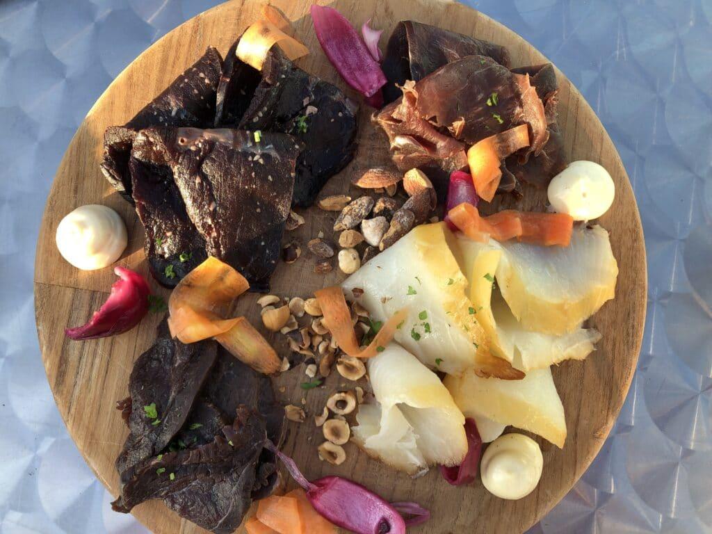 Greenlandic food