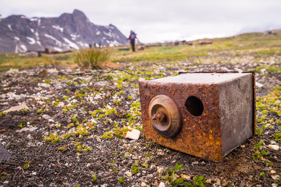 Exploring Bluie East Two – an Abandoned WWII Air Base in East Greenland