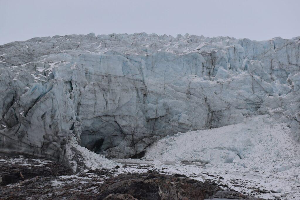 Russel Glacier in Greenland