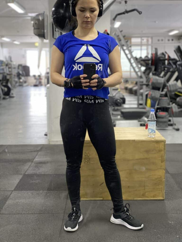 Fitness gl in Nuuk