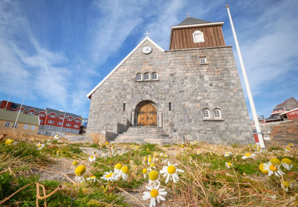 Uummannaq church