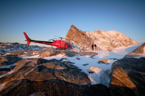 Airplane & Helicopter Tours