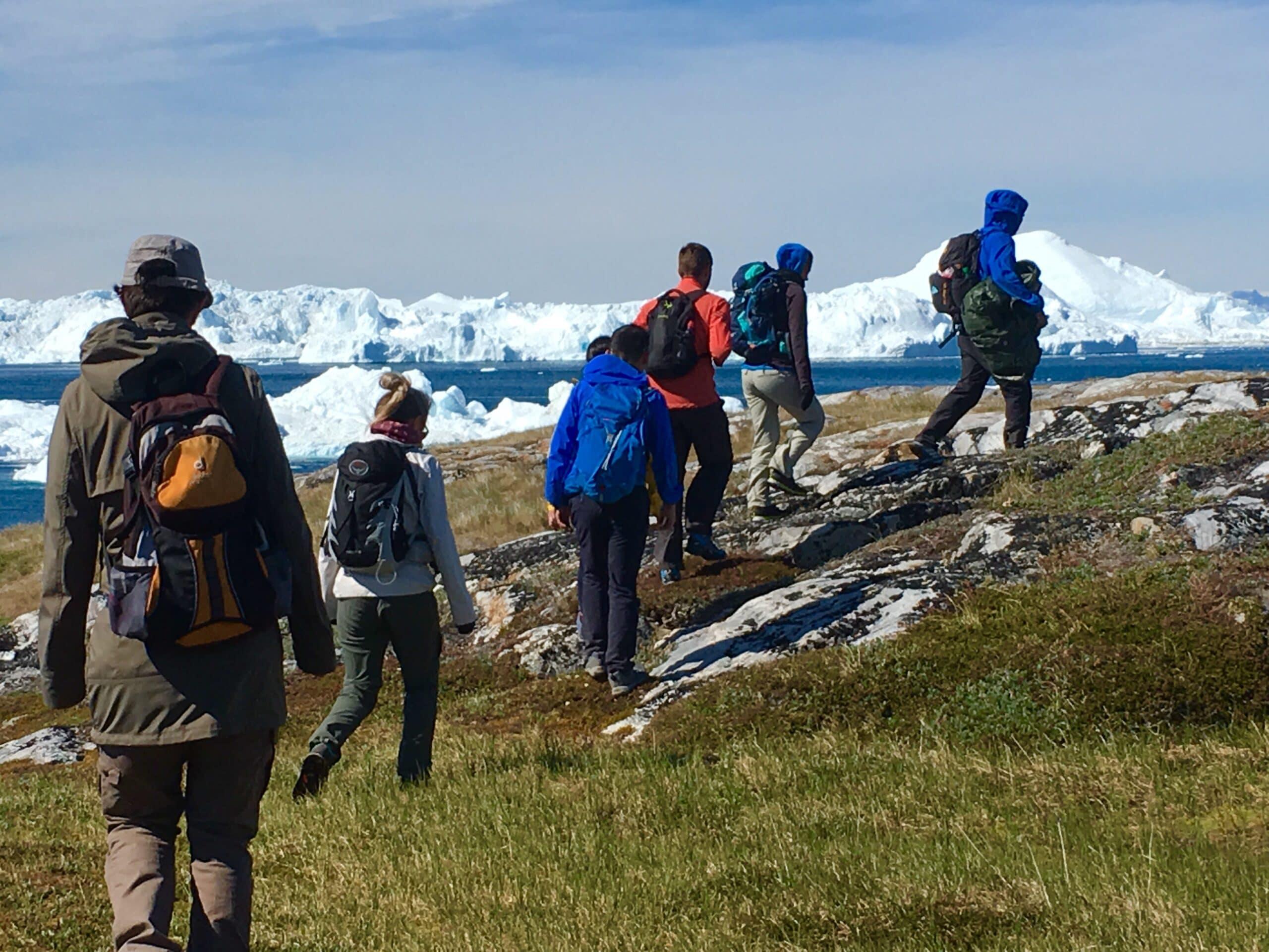 Hike to the old settlement – Sermermiut, Ilulissat