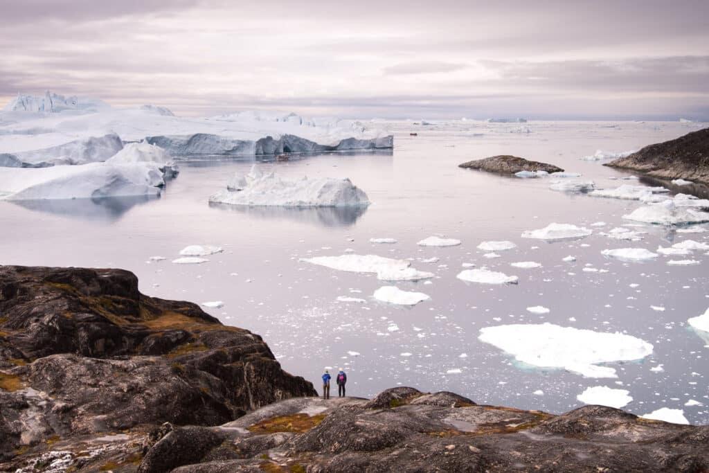 Ilulissat icefjord