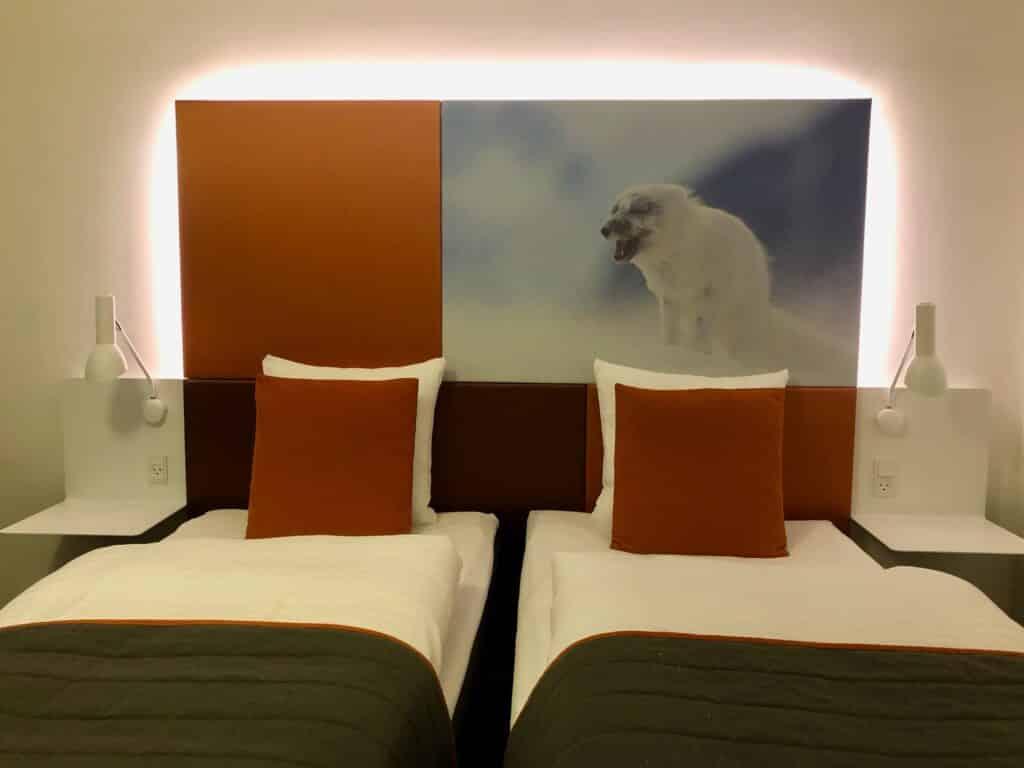 Rooms in Hotel Hand Egede