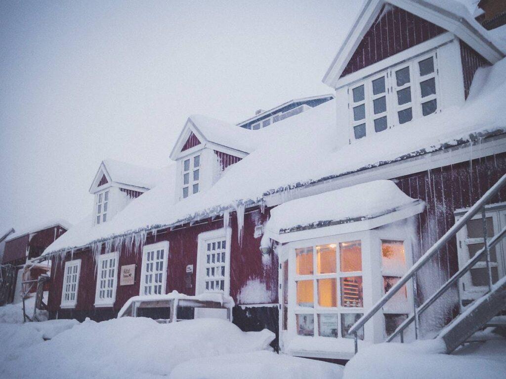 Cafe Toqqorfik in Nuuk