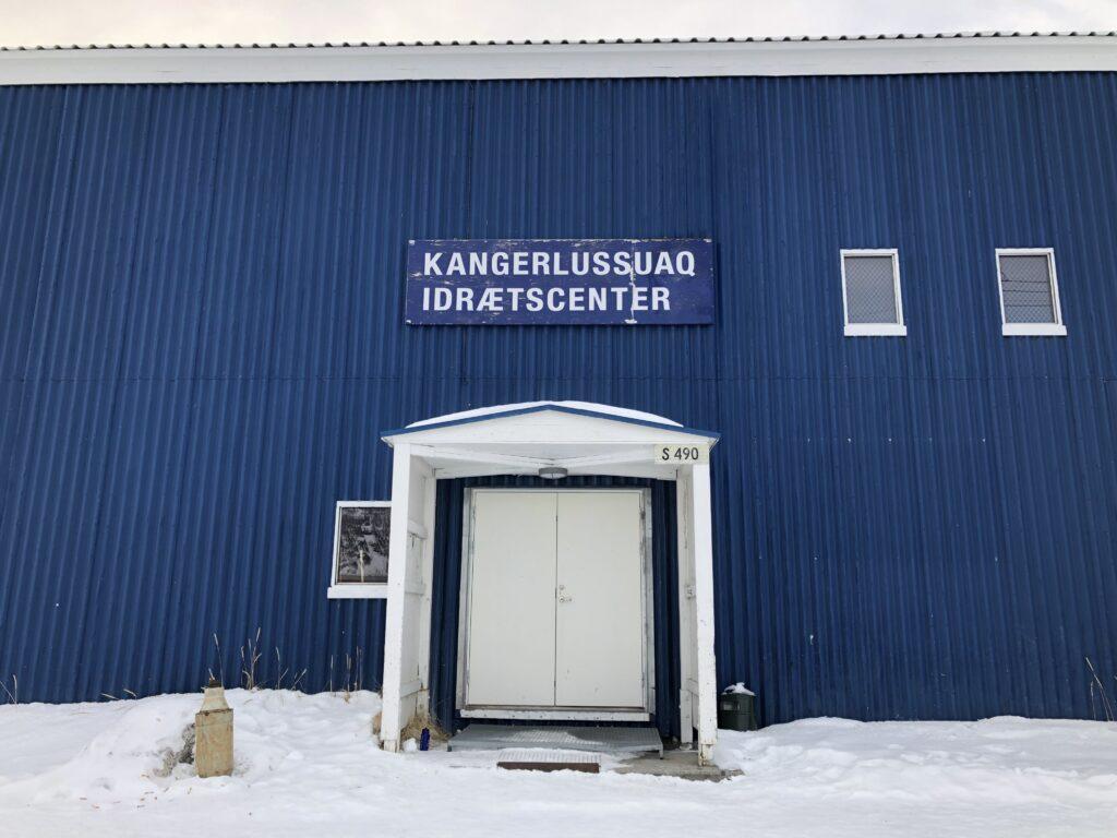 Kangerlussuaq idrætscenter