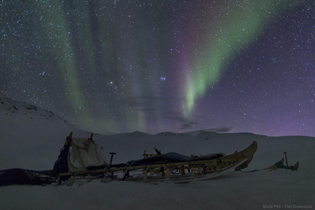 Northen lights - Tasiilaq