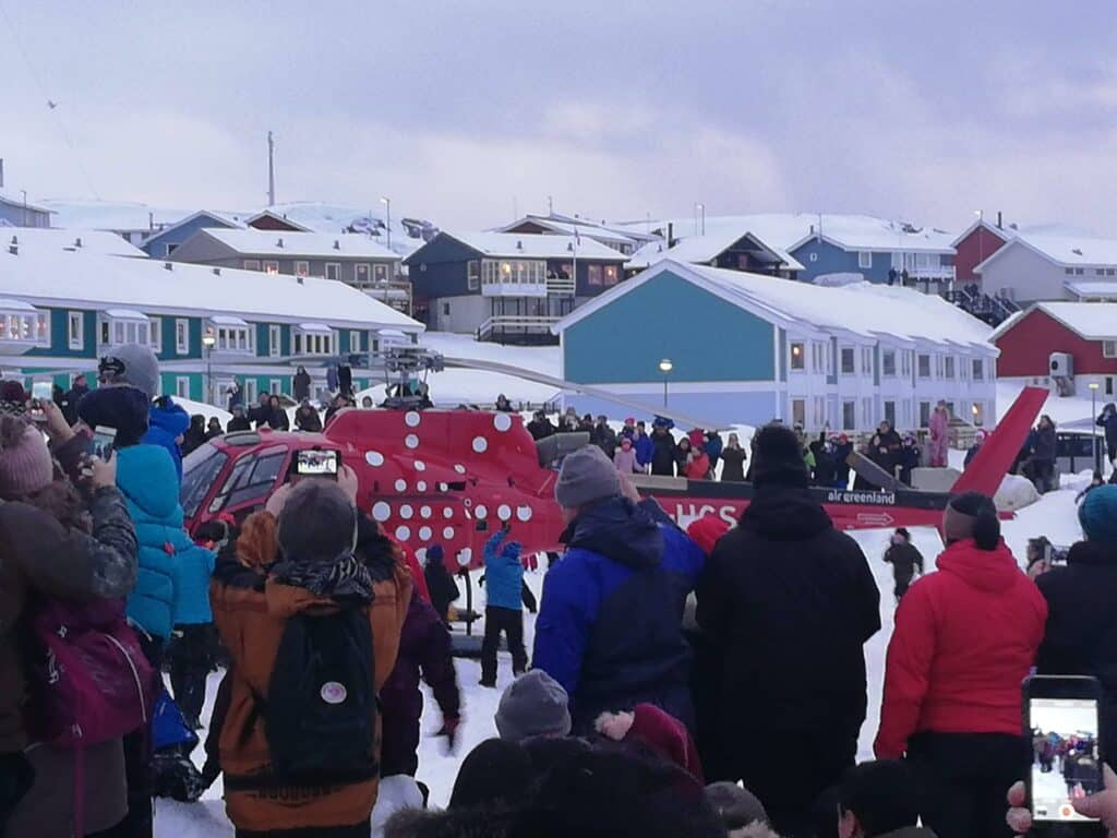 Merry Christmas from Greenland