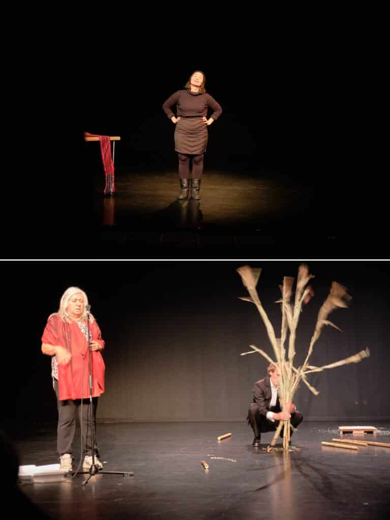 Storytelling at Greenland's National Theatre