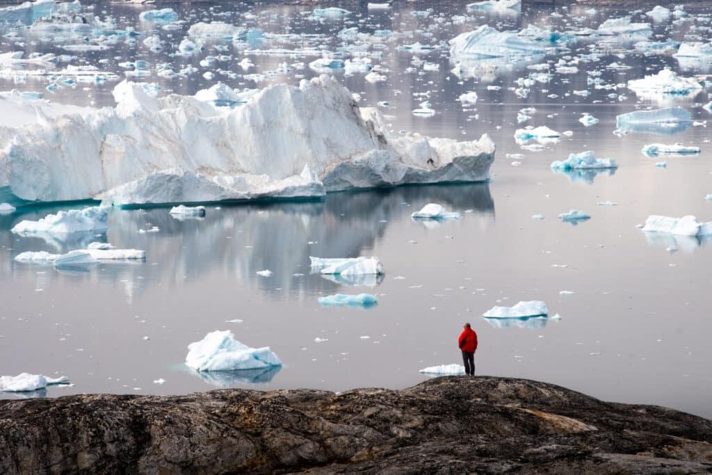 Sermilik Iceberg
