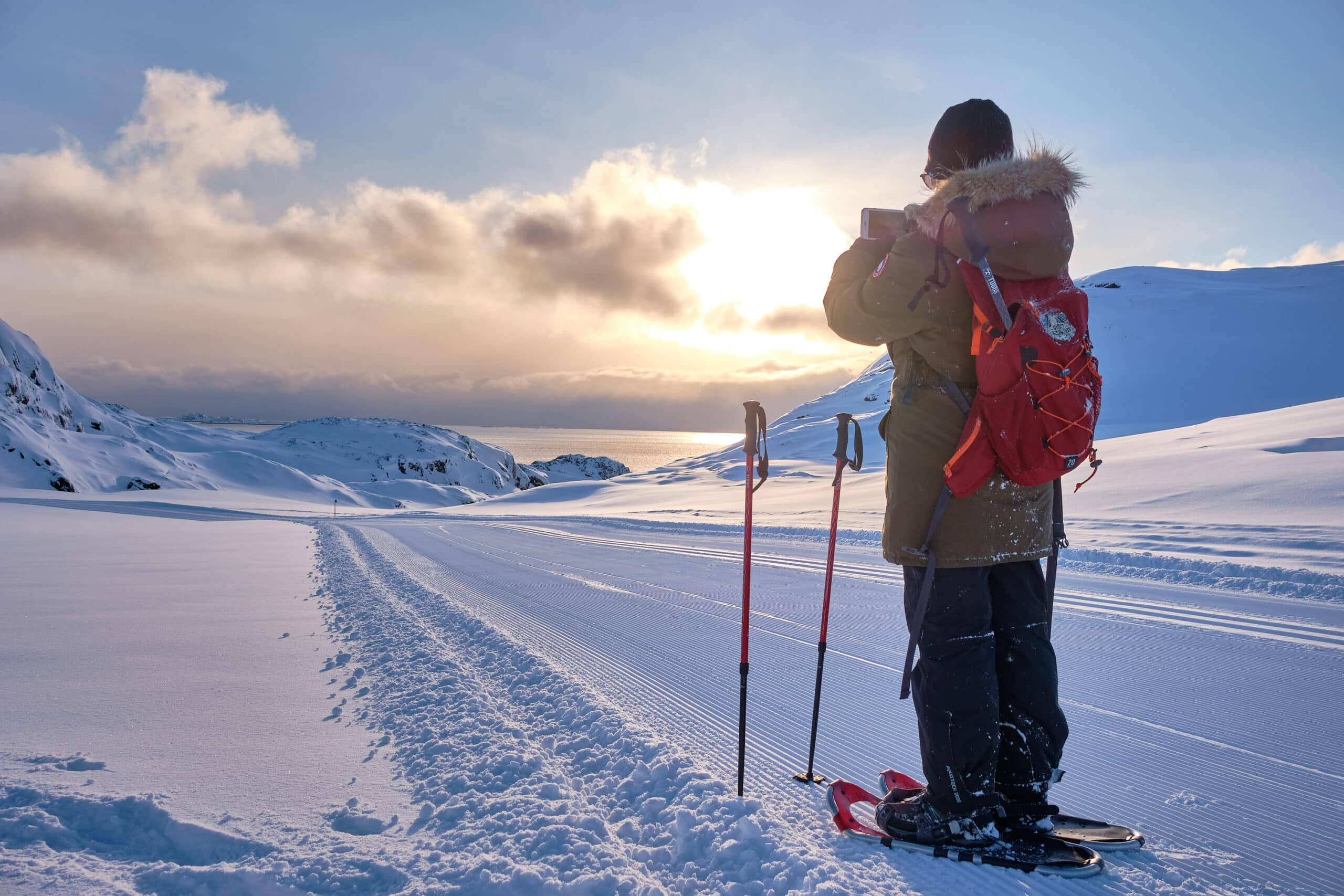 Best clothing to pack for a trip to Arctic Greenland