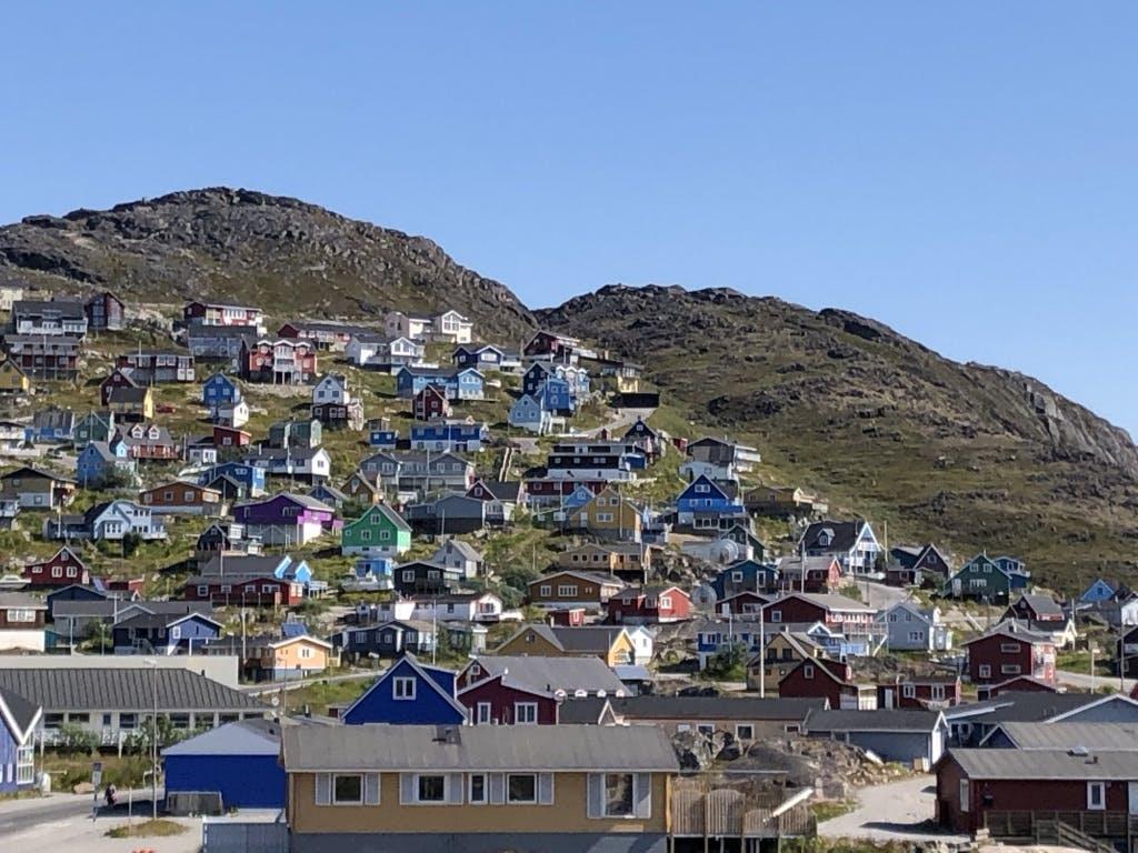 City of Qaqortoq