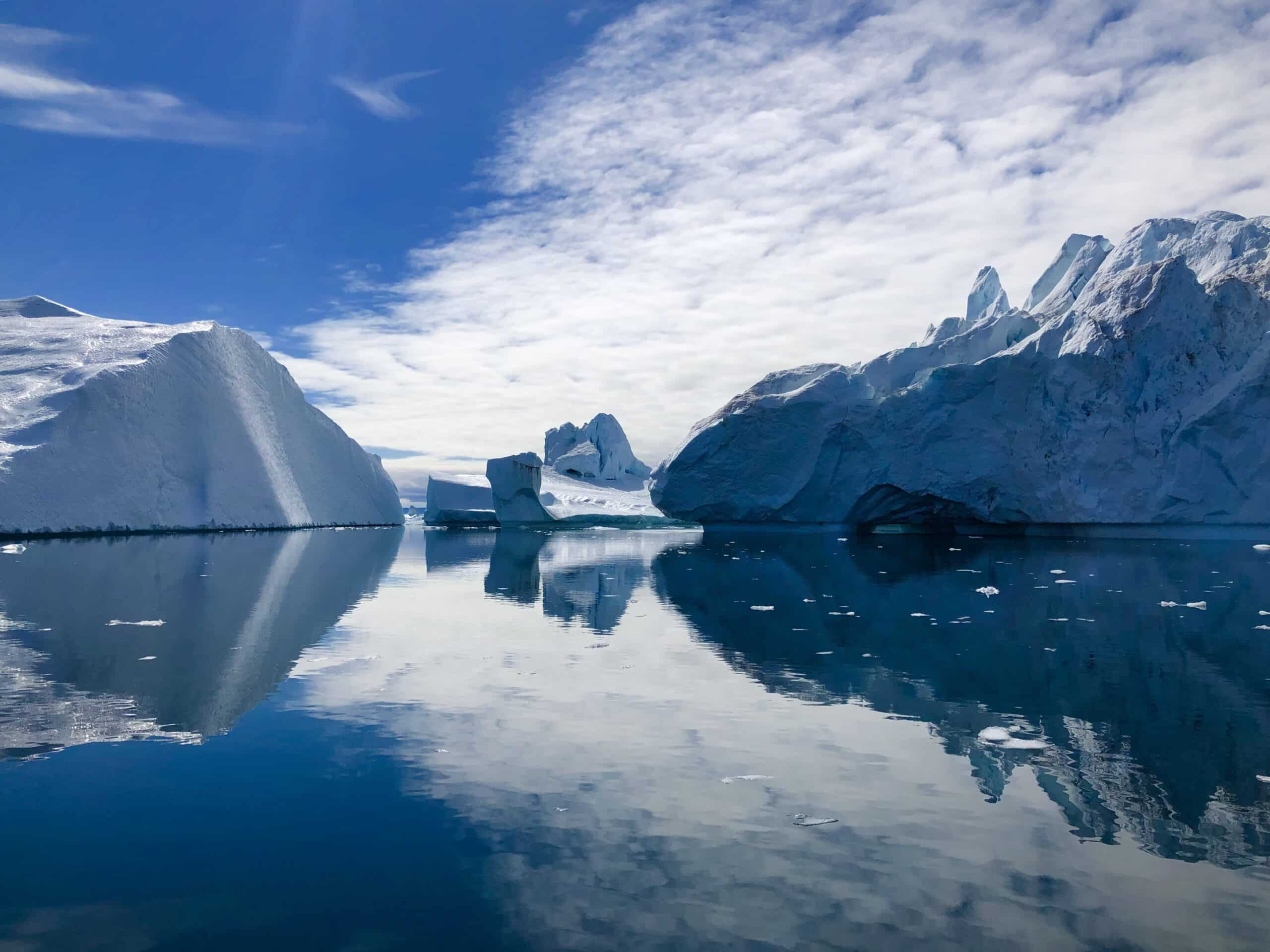 Sailing in Greenland – a balm for the soul