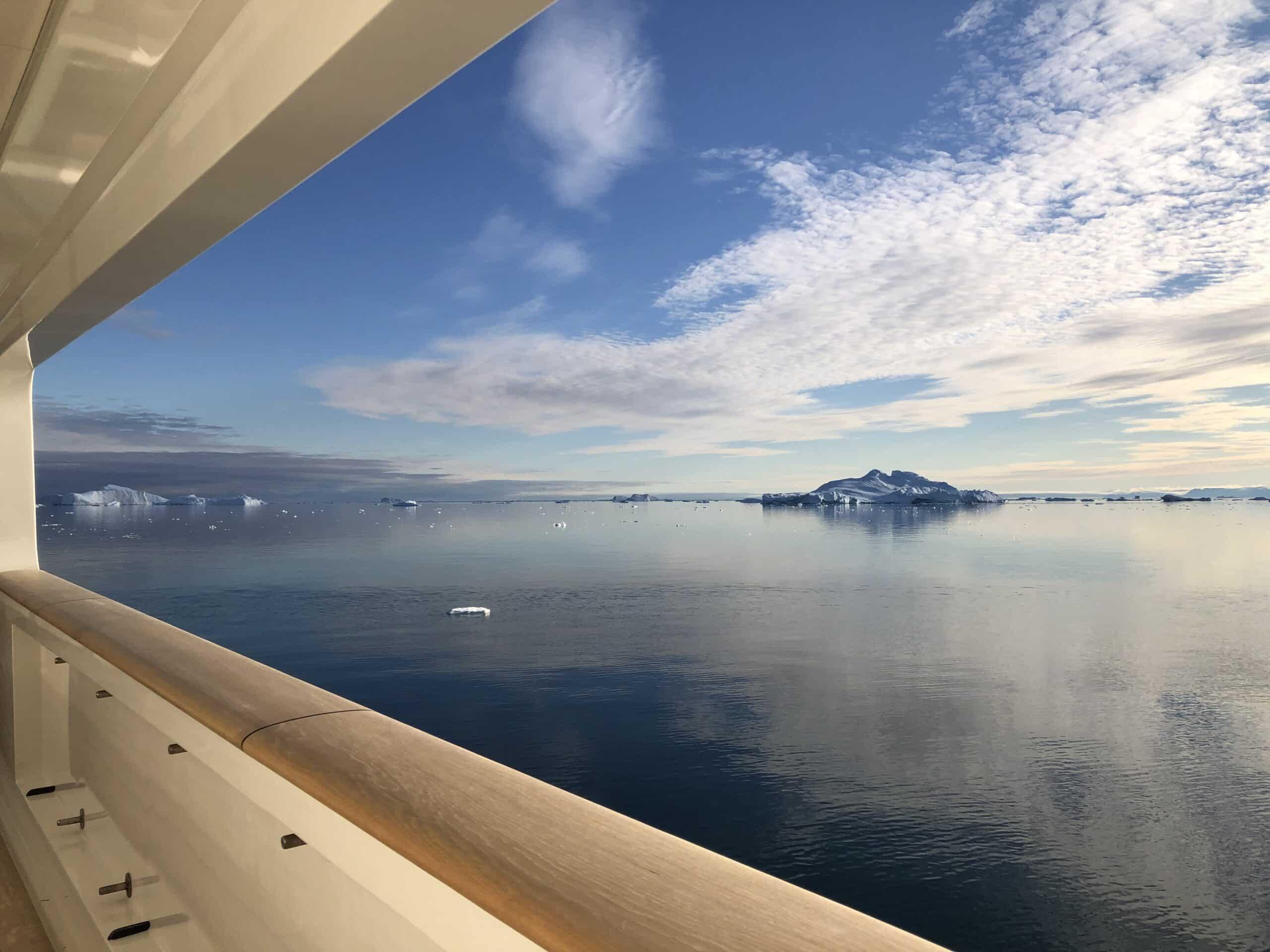 Sailing in Ilulissat