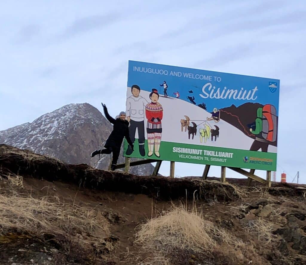 Welcome to Sisimiut
