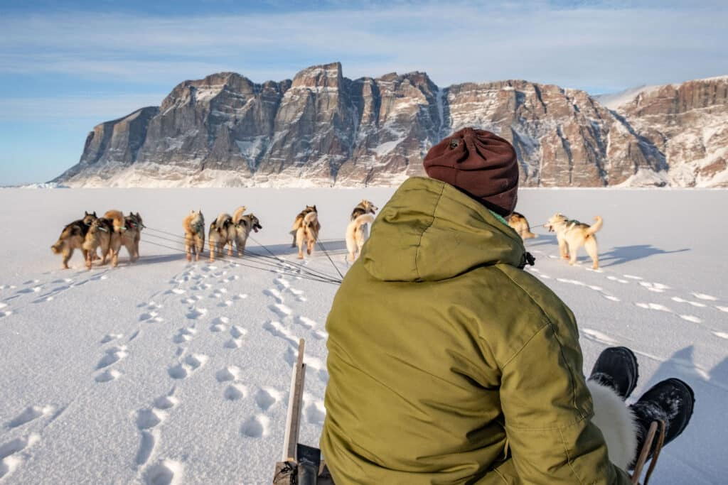 Uummannaq dogsledding
