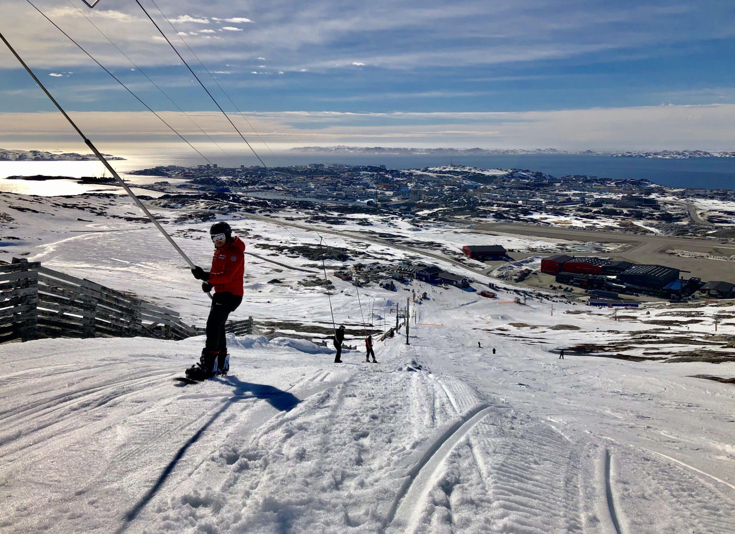 Ski slope – Nuuk