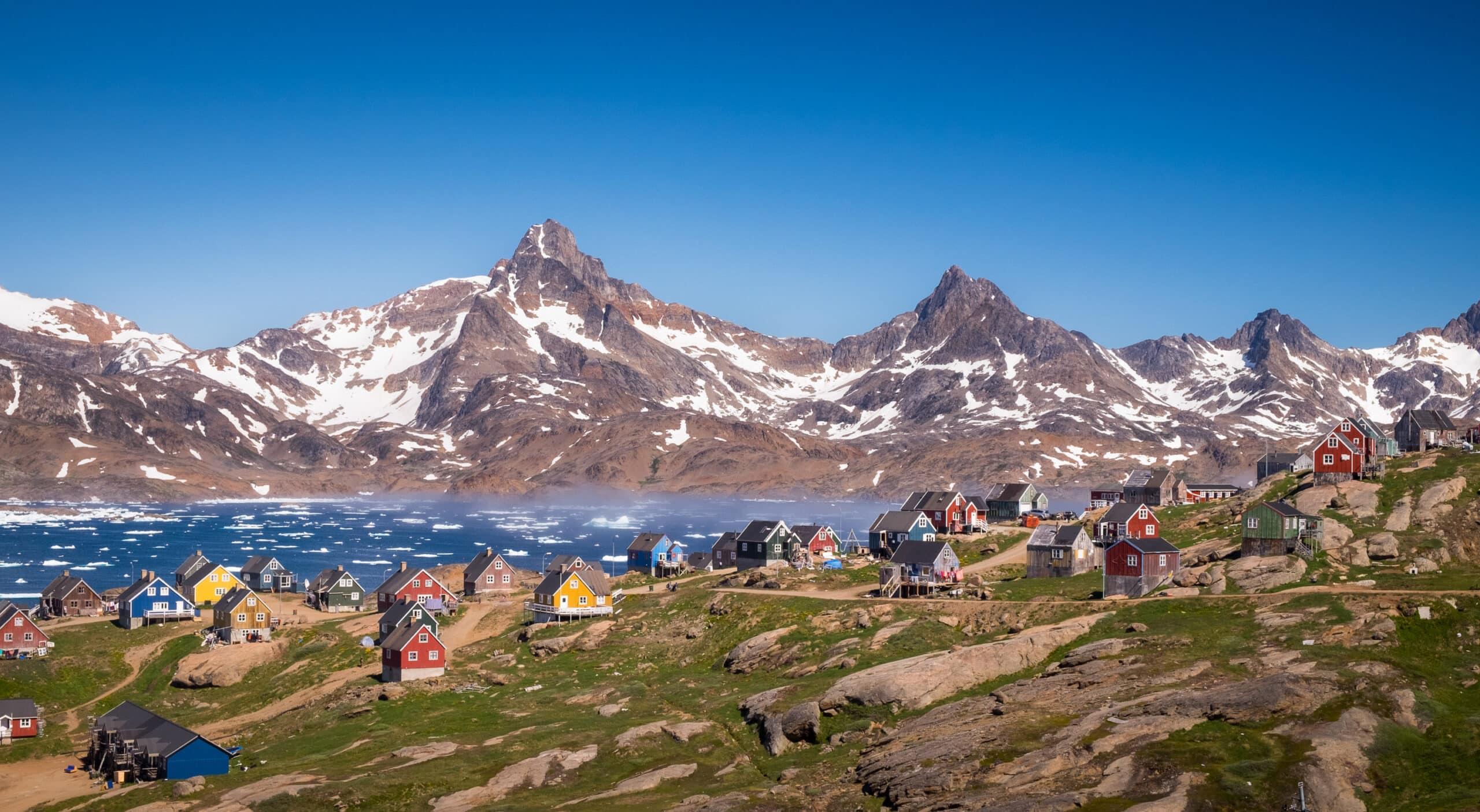 Østgrønland