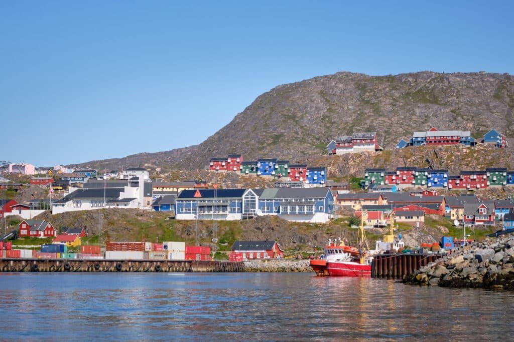 The Hotel Qaqortoq