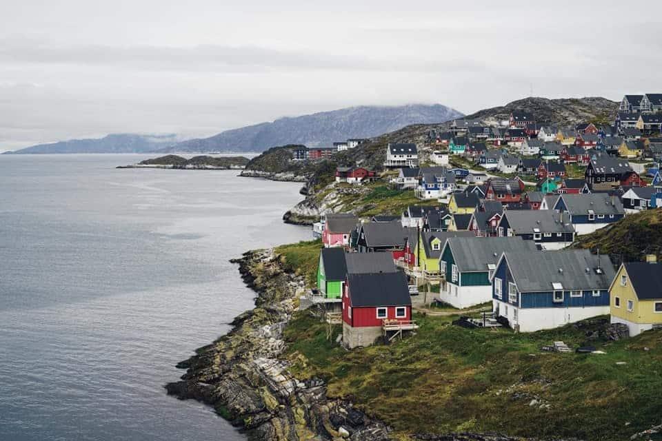 Myggedalen in Nuuk