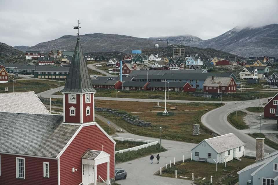 Church in Nuuk