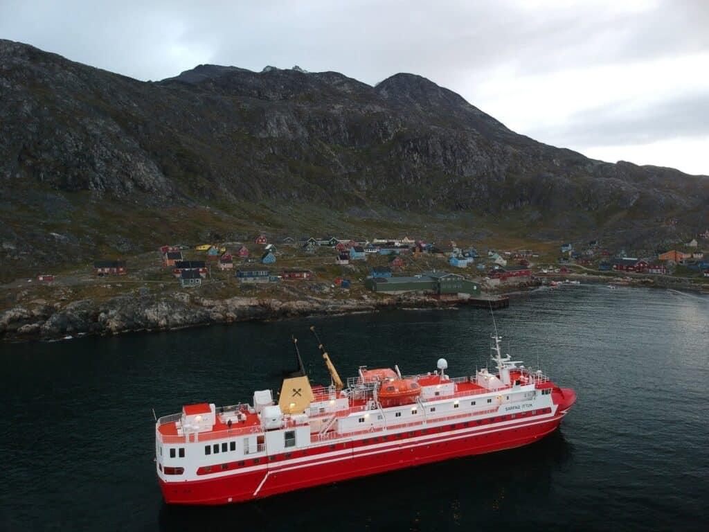 AUL Passenger Ferry