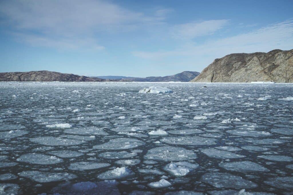 Eqi Glacier