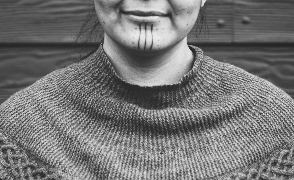 Greenlandic tatooo