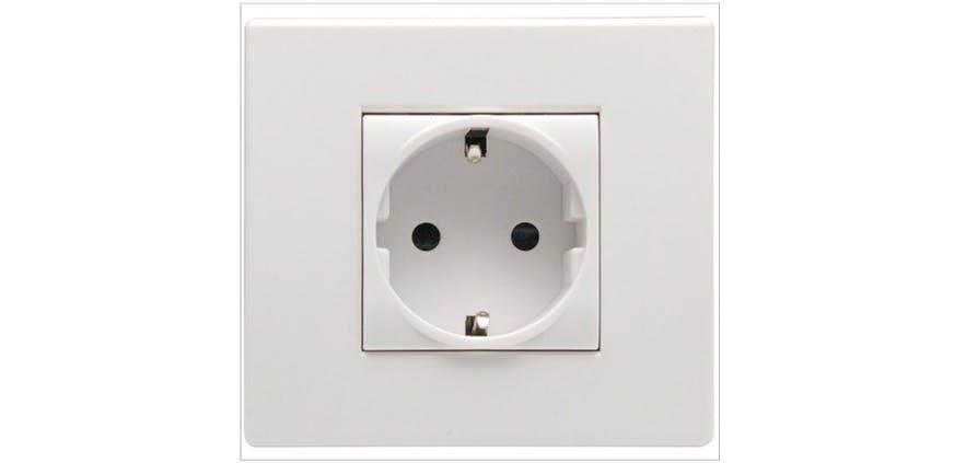Standard European Plug (230 V)