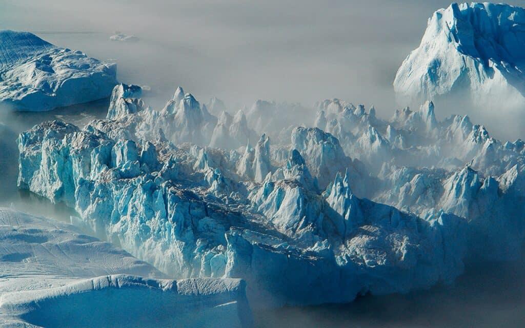 Big icebergs