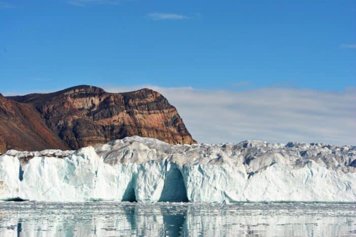 Quinissut Glacier Front | Qaanaaq