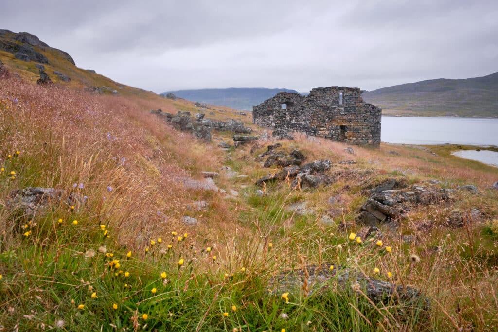 Hvalsey Church and ruins - Qaqortoq