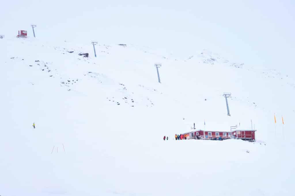 Sisimiut ski center
