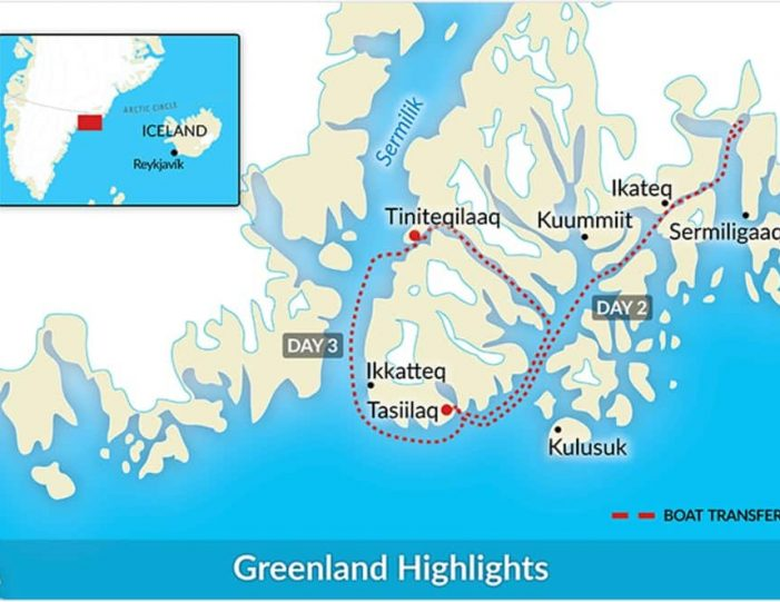 5 Day Greenland Highlights Tour East Greenland - Guide to Greenland2