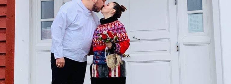 A Greenlandic wedding - Love in Nuuk! - Guide to Greenland21