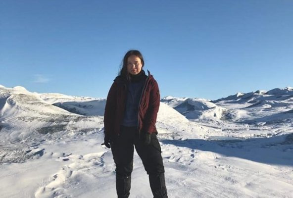 A bit about me - Guide to Greenland1