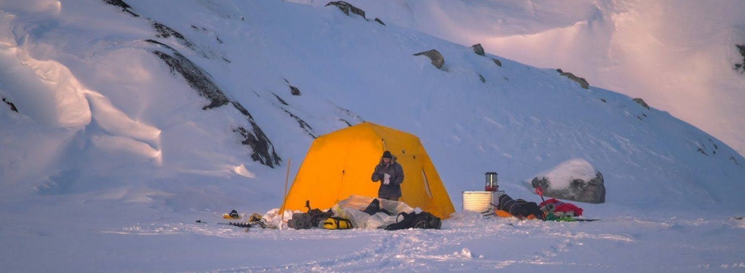 A weekend of ice fishing in Nuuk - Guide to Greenland8