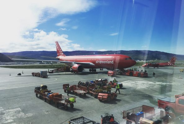 All my bags are packed, I'm ready to go... - Guide to Greenland1