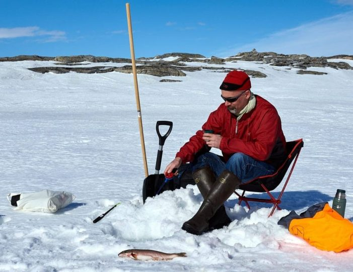 Arctic Char Icefishing Nuuk - Guide to Greenland1