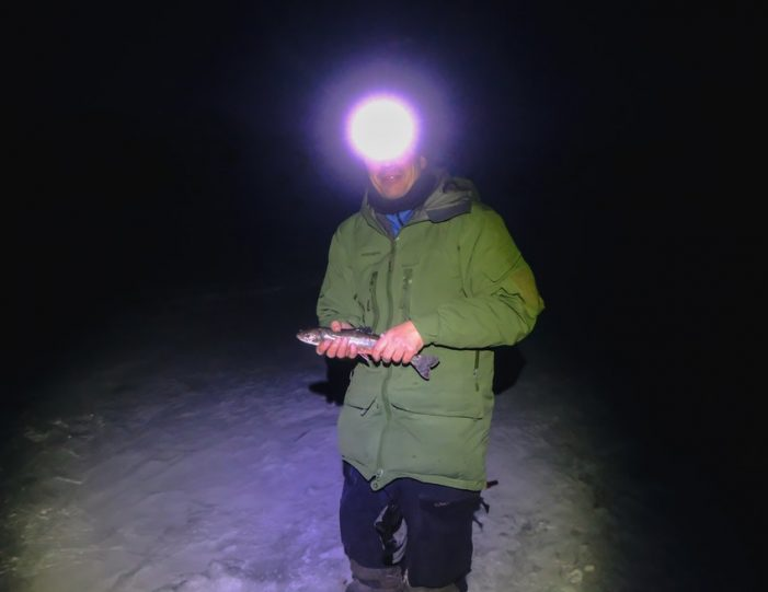 Arctic Char Icefishing Nuuk - Guide to Greenland14