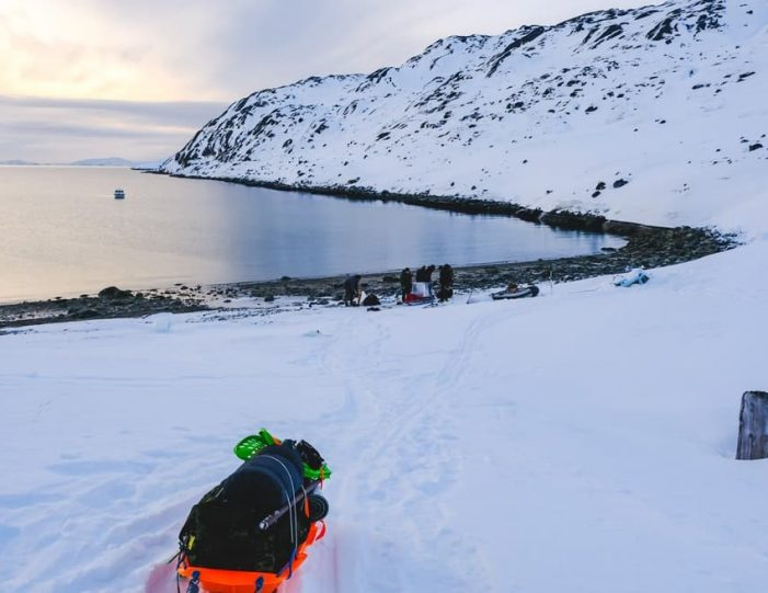 Arctic Char Icefishing Nuuk - Guide to Greenland8