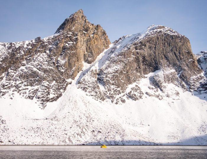 Boat Shuttle Express Kapisillit Nuuk - Guide to Greenland1