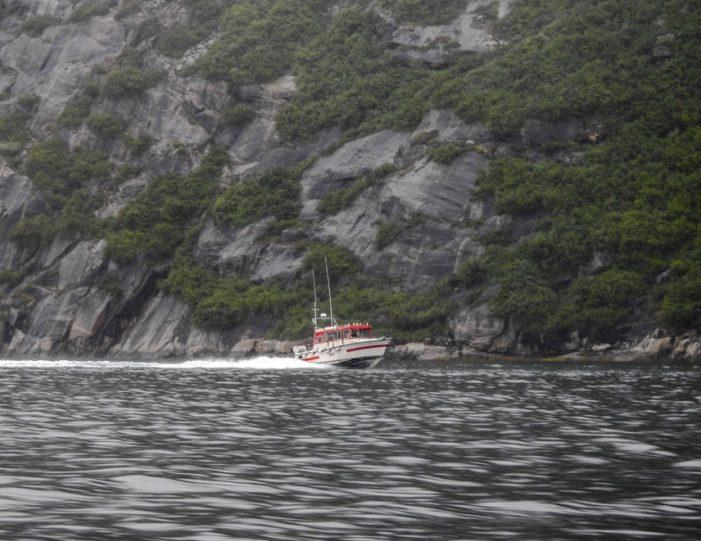 Boat Shuttle Express Kapisillit Nuuk - Guide to Greenland3