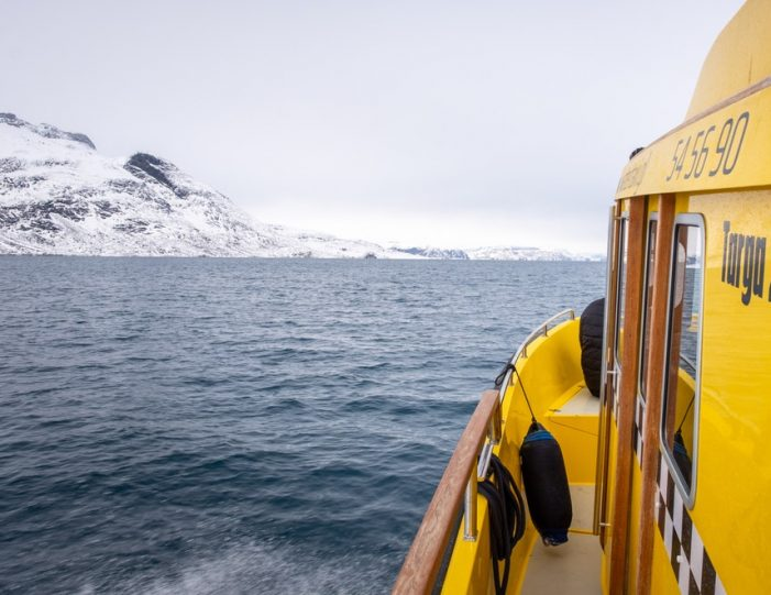 Boat Shuttle Express Kapisillit Nuuk - Guide to Greenland4